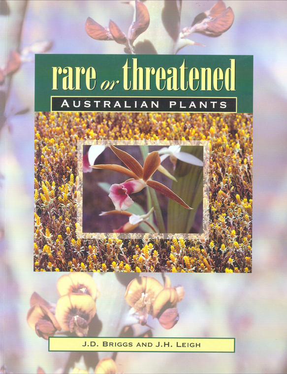 The cover image featuring three images of plants layered, one on top of th