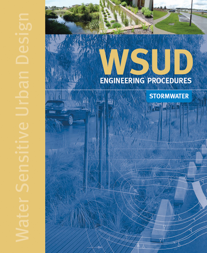 wsud engineering procedures  stormwater  melbourne water
