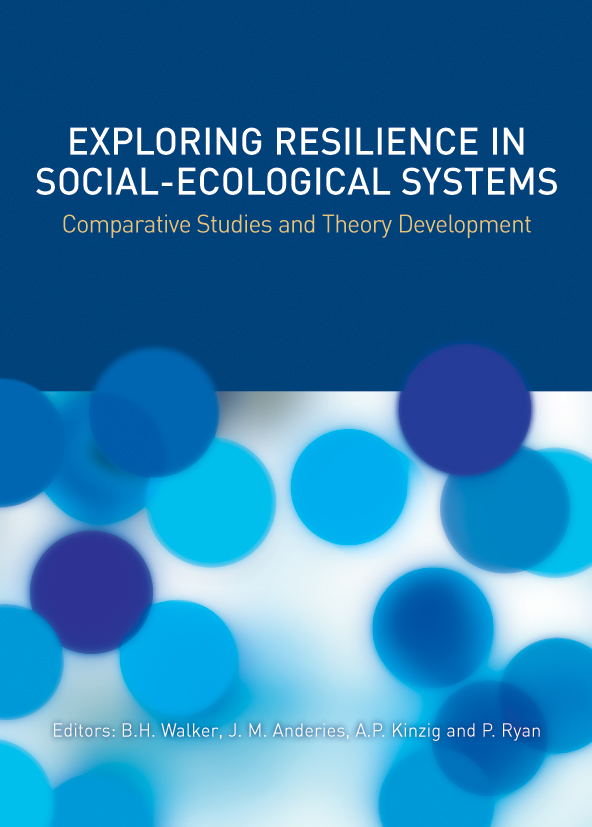 cover of Exploring Resilience in Social-Ecological Systems