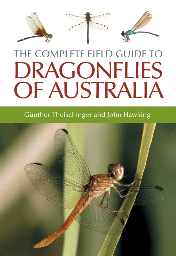 The cover image of The Complete Field Guide to Dragonflies of Australia, f