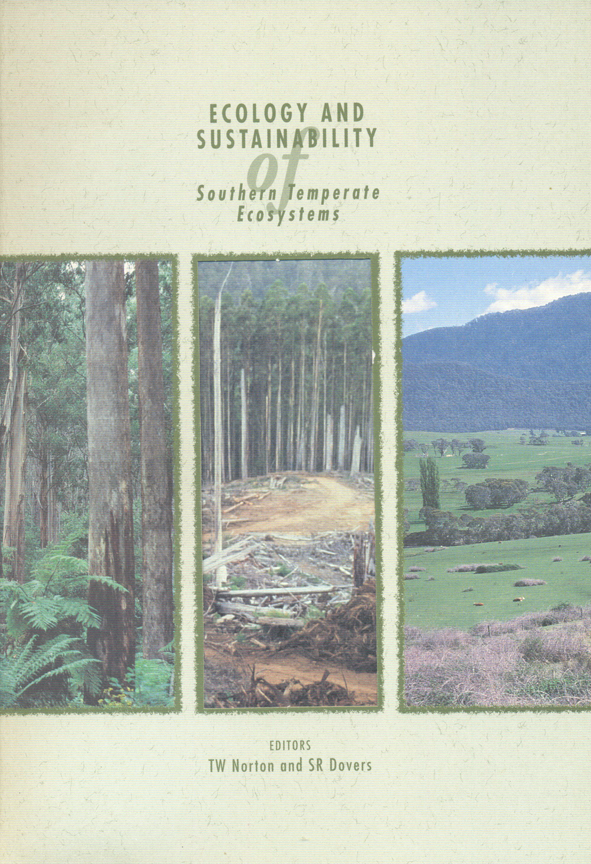 The cover image featuring three tall rectangular images of a forest, a cle