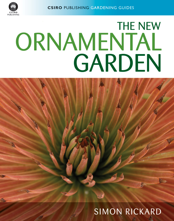 The cover image of New Ornamental Garden The New Ornamental Garden, featur