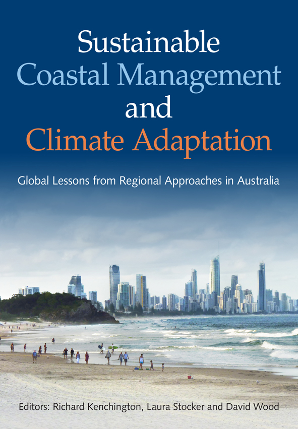 The cover image of Sustainable Coastal Management and Climate Adaptation,