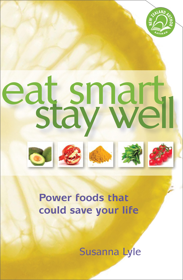 cover of Eat Smart Stay Well