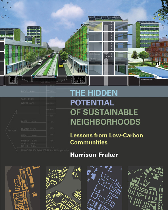 cover of The Hidden Potential of Sustainable Neighborhoods