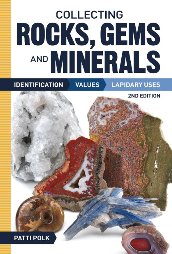 cover of Collecting Rocks, Gems and Minerals