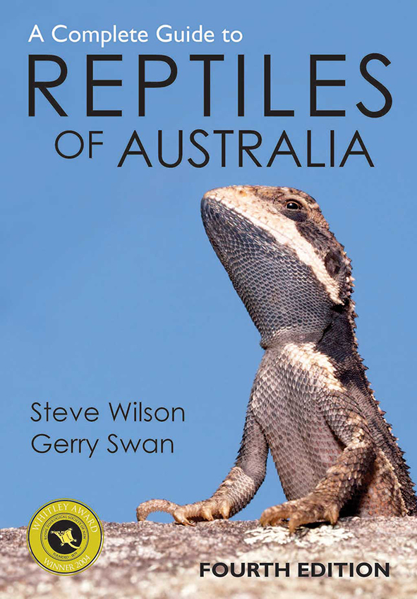 cover of Complete Guide to Reptiles of Australia