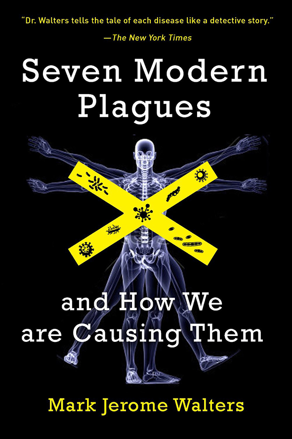 cover of Seven Modern Plagues