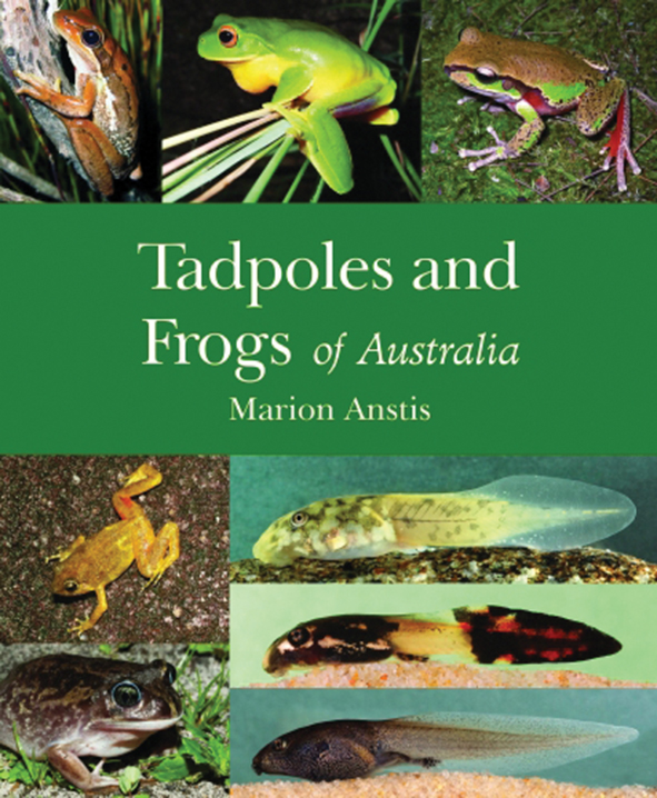 cover of Tadpoles and Frogs of Australia