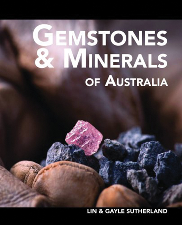 cover of Gemstones and Minerals of Australia