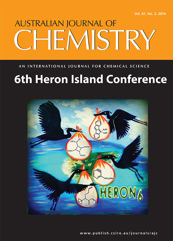 cover of 6th Heron Island Conference