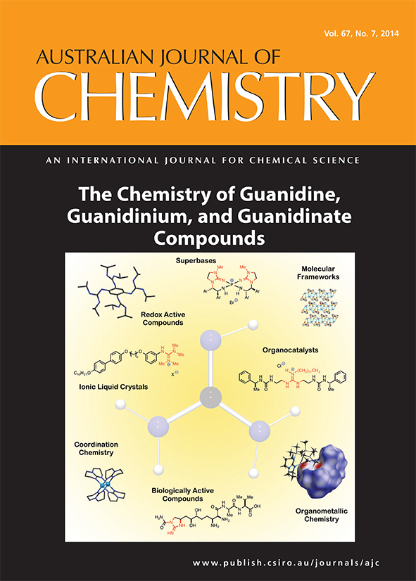 cover of The Chemistry of Guanidine, Guanidinium, and Guanidinate Compoun