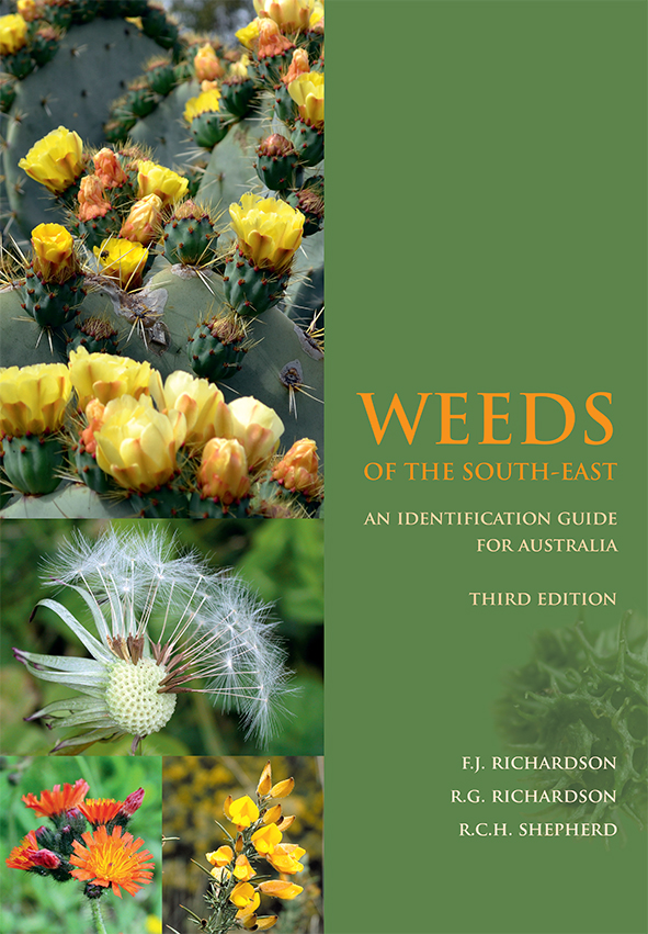 cover of Weeds of the South-East