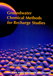 The cover image featuring small water droplets on the bottom third, and on