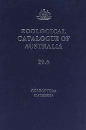 Zoological Catalogue of Australia Volume 29.6