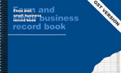 Farm and Small Business Record Book