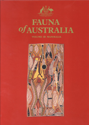 Fauna of Australia Volume 1B