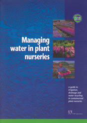 Managing Water in Plant Nurseries