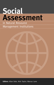 The cover image of Social Assessment in Natural Resource Management Instit