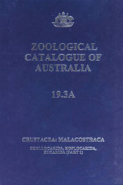 Zoological Catalogue of Australia Volume 19.3A