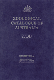 Zoological Catalogue of Australia Volume 27.3B