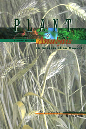 Plant Analysis: An Interpretation Manual