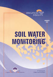 Soil Water Monitoring
