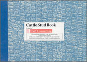 Cattle Stud Book