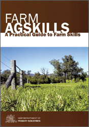 Cover image of Farm Agskills, featuring a paddock with a wire fence.