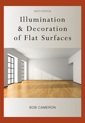 The cover image of Illumination and Decoration of Flat Surfaces, featuring