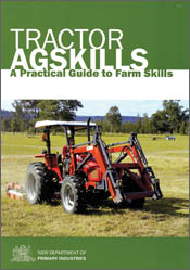 cover of Tractor Agskills