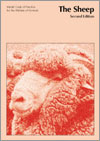 The cover image of Model Code of Practice for the Welfare of Animals: The