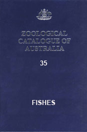 Zoological Catalogue of Australia Volume 35, Parts 1 – 3