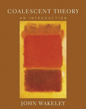 cover of Coalescent Theory
