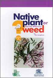 cover of Native Plant or Weed 2
