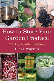 cover of How to Store Your Garden Produce