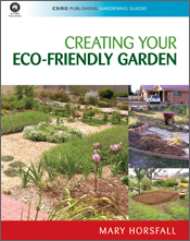The cover image of Creating Your Eco-Friendly Garden, featuring three pict