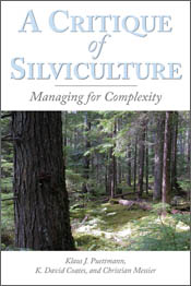 Critique of Silviculture