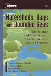 Watersheds, Bays and Bounded Seas