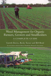 cover of Weed Management for Organic Farmers, Growers and Smallholders