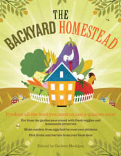cover of Backyard Homestead