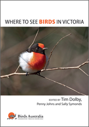 cover of Where to See Birds in Victoria