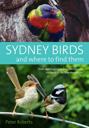 cover of Sydney Birds and Where to Find Them