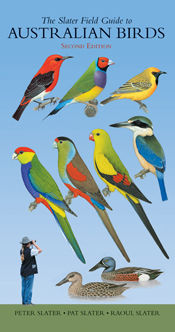 cover of The Slater Field Guide to Australian Birds