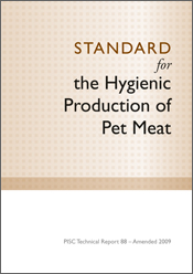 Standard for the Hygienic Production of Pet Meat