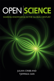 The cover image featuring bright green circular lines seperating and conve
