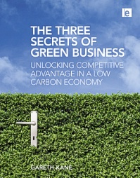 cover of The Three Secrets of Green Business