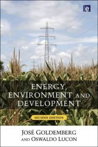 cover of Energy, Environment and Development