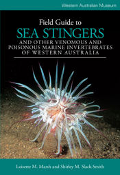 cover of Field Guide to Sea Stingers and Other Venomous and Poisonous Mar