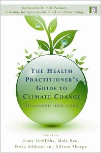cover of The Health Practitioner's Guide to Climate Change
